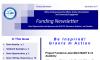 Funding Newsletter