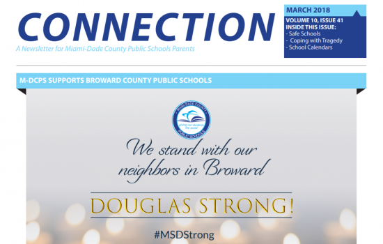 Connection Newsletter – March 2018