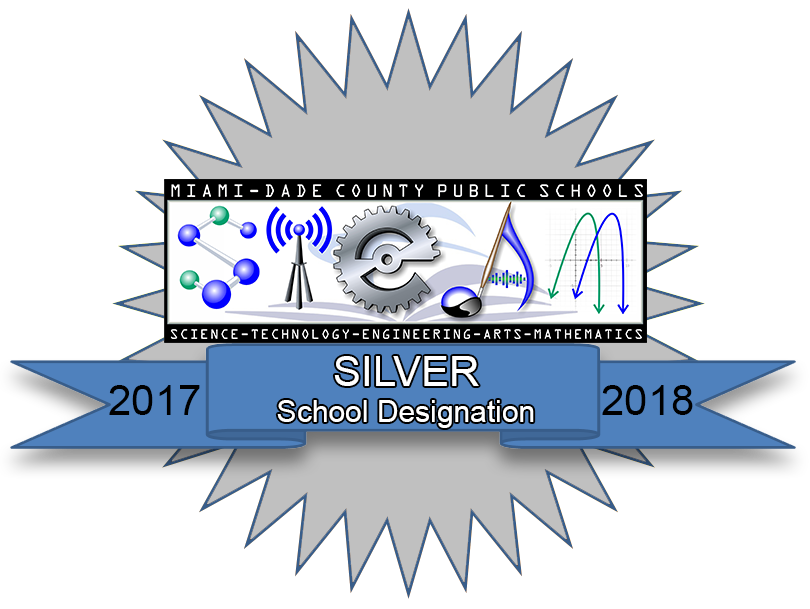 2017-2018 steam silver award
